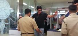 शाहरुख खान को अमरीकी एयरपोर्ट पर हिरासत में लिया